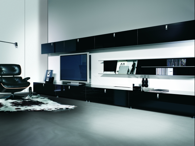 tv cabinet design modern home designs project. Black Bedroom Furniture Sets. Home Design Ideas
