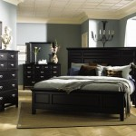 black bedroom sets