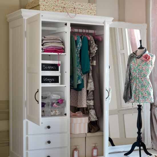 Wardrobe designs ideas home designs project for Bedroom built in wardrobe designs
