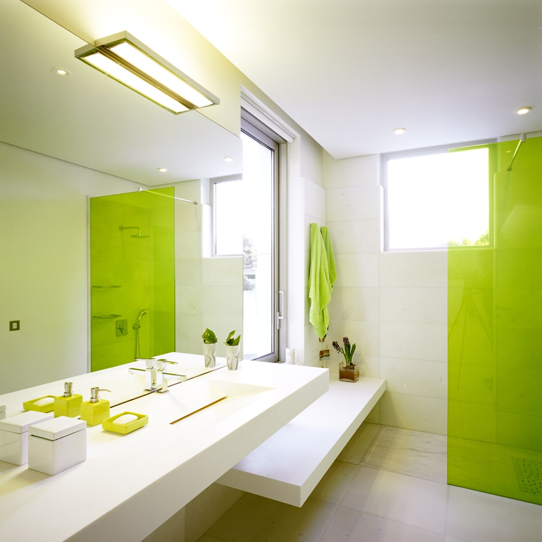 Minimalist bathroom designs home designs project for Interior designs bathrooms ideas