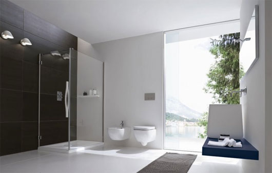 Modern Minimalist Bathrooms Design  Home Designs Project