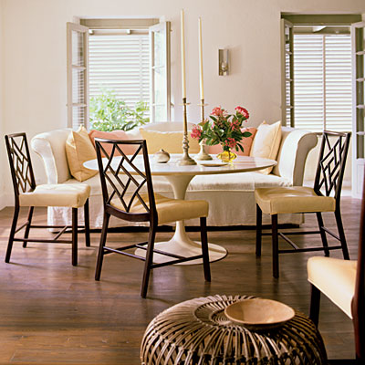 modern classic dining chairs