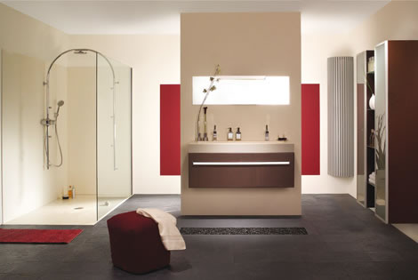 modern minimalist bathrooms design