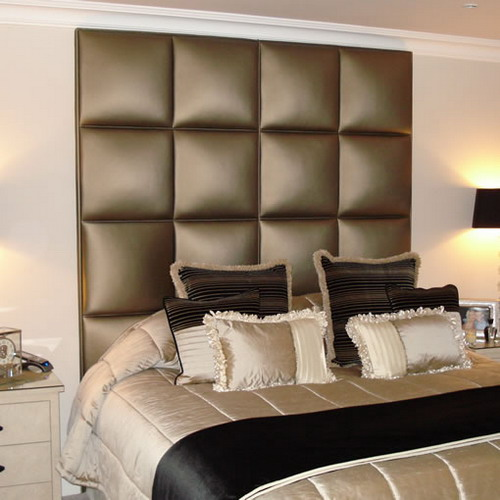 Padded Headboard Design