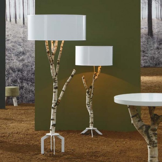 stand lamps design
