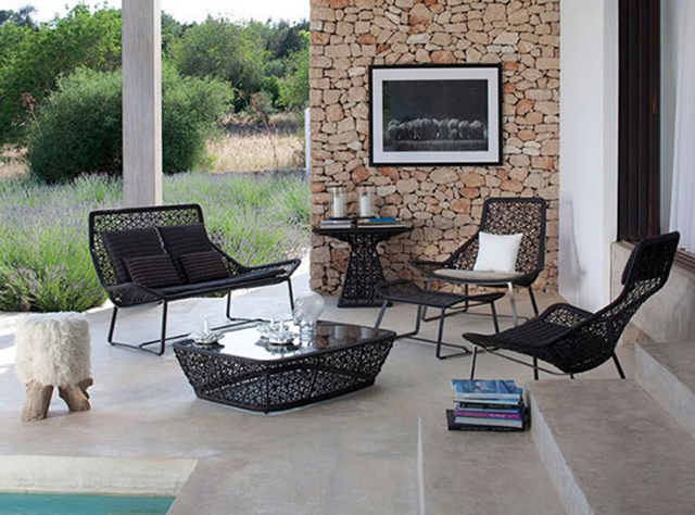 Superb Terrace Furniture Ideas
