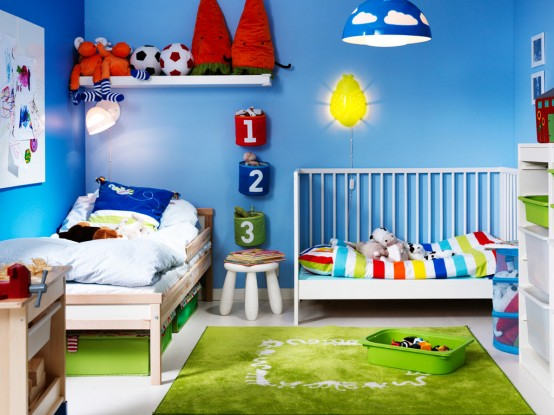 toddlers room designs