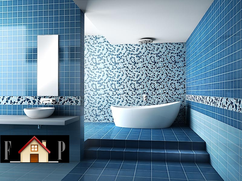 Bathrooms – amazing and colorful designs