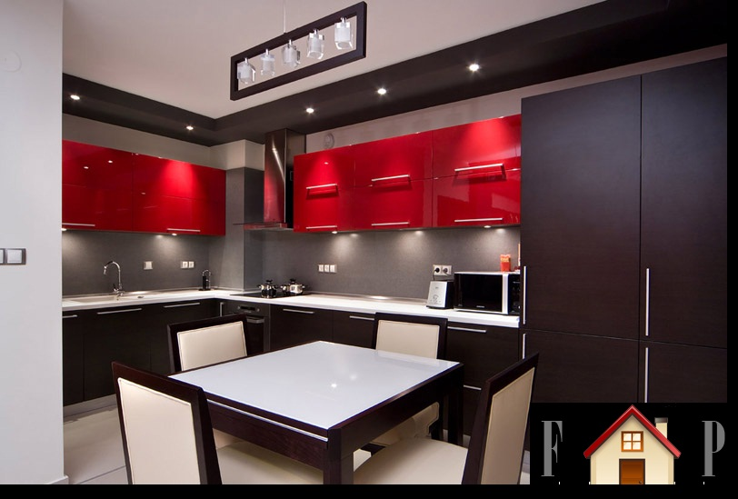 Interior design for a 83 sq m apartment of a young couple