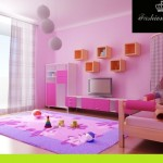room-for-girl-in-pink-color
