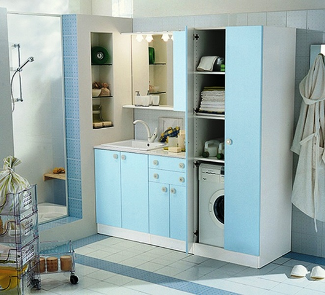 Laundry room – style and functionality