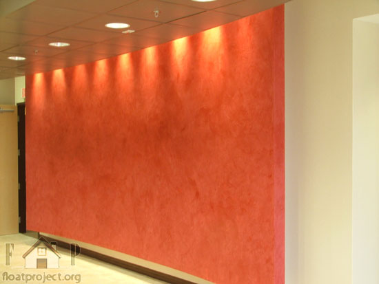 Venetian Plaster. Another Very Popular Decorative Plaster For Walls ...