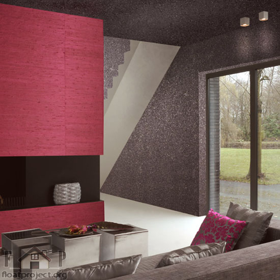 Contemporary wallpapers for your rooms