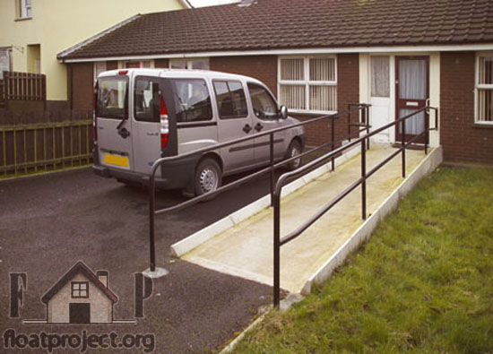 Adapting your home for an older or disabled person