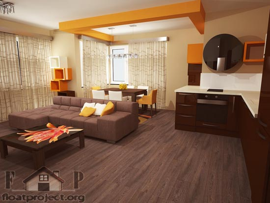small apartment interior home designs project