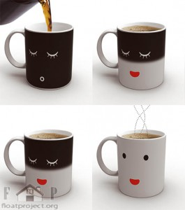 color changing coffee cup
