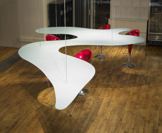 creative dining table design