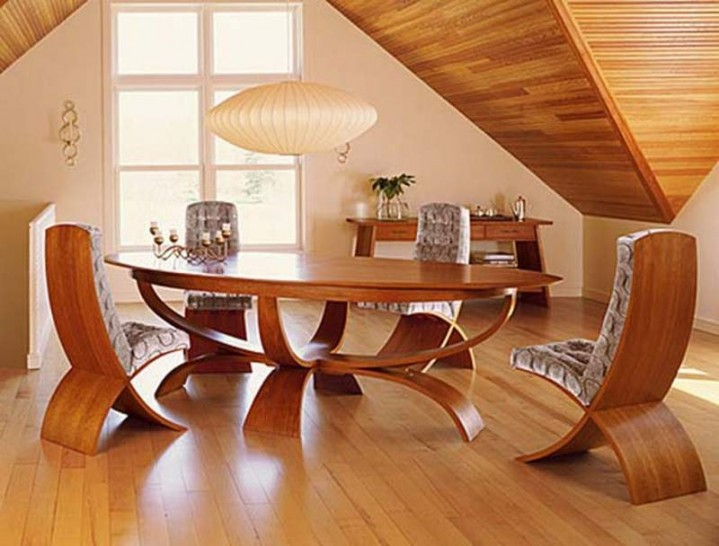 dining table & Dining tables with unusual designs | Home Designs Project