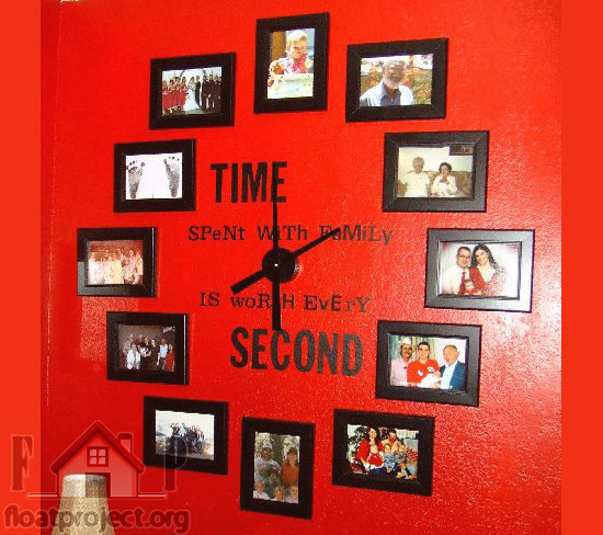 Awesome Wall Clock Ideas For Your Living Room Home Designs Project