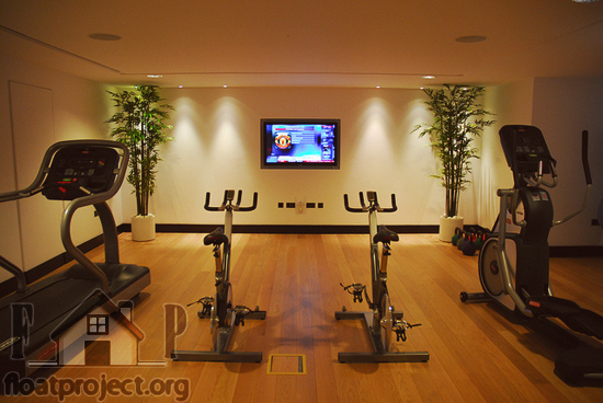 How to furnish a home gym
