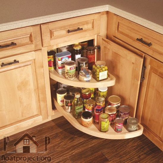 What Is Best Way To Access A Corner Kitchen Cabinet