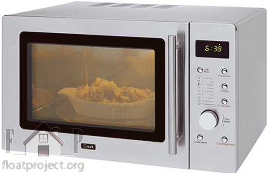 The microwave oven – convenient and dangerous