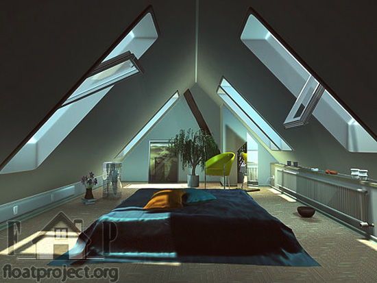 Turn Your Attic Into A Bedroom Home Designs Project