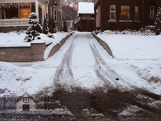 Keep Your Driveway From Freezing In The Winter Home