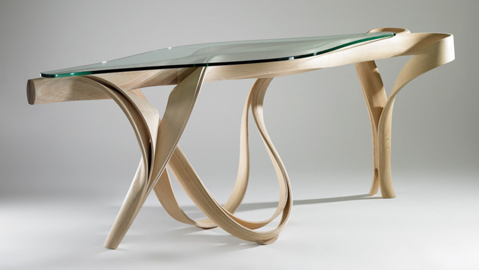 unusual dining table design