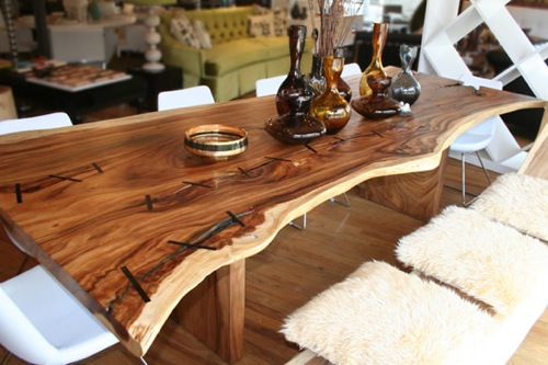 Dining Tables With Unusual Designs Home Designs Project