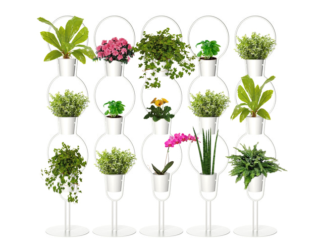 IKEA plant stands