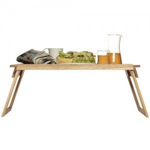 breakfast-in-bed tray table