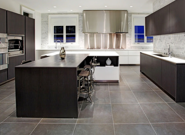 Five ideas for kitchen flooring