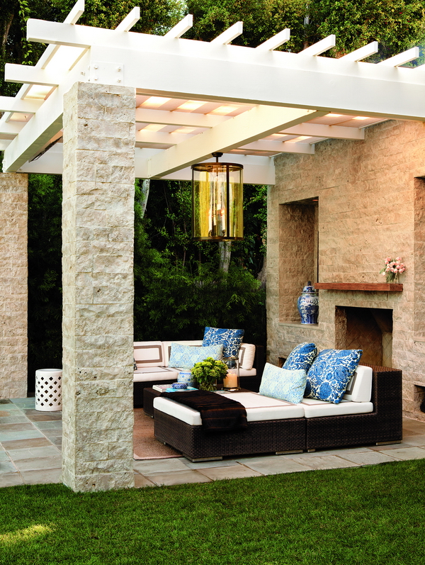 Contemporary porch design ideas home designs project for Beautiful veranda designs