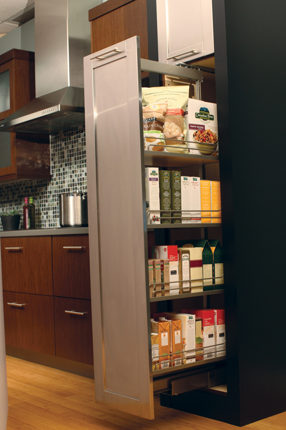 pantry rollout