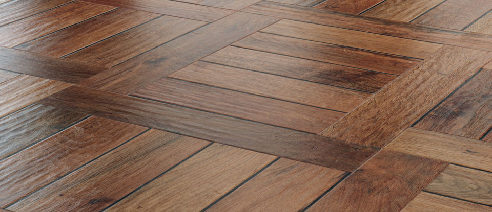 How to properly maintain wooden parquet flooring