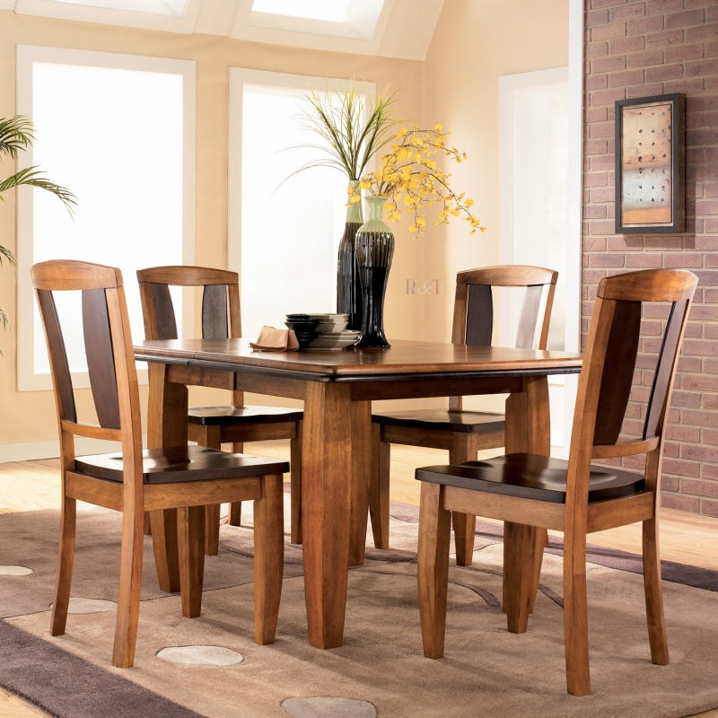 wood dining room furniture