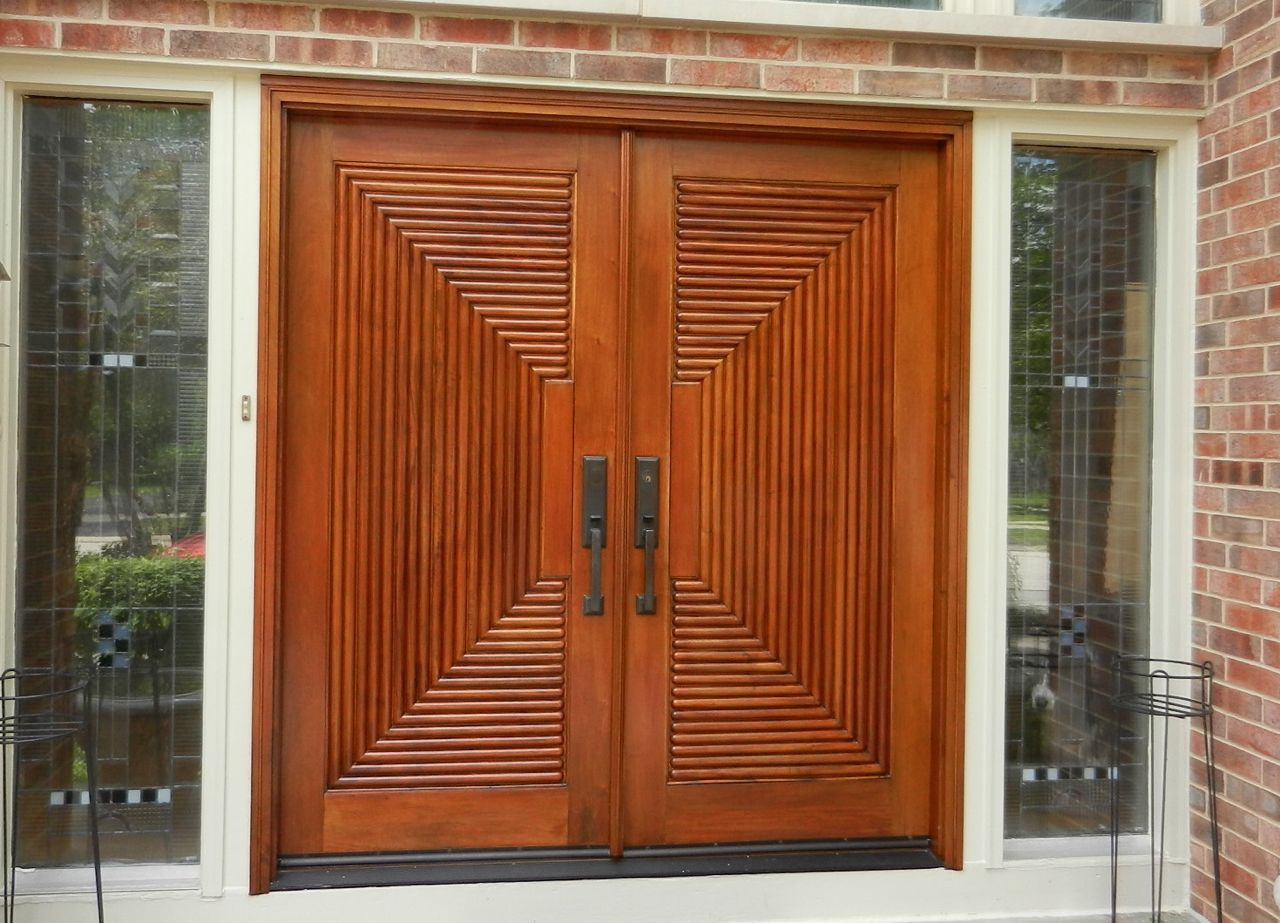 Stylish front door designs