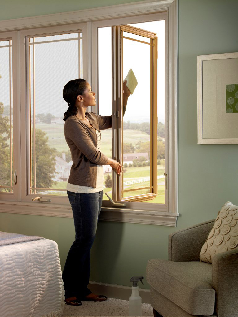 How to clean the windows in your home
