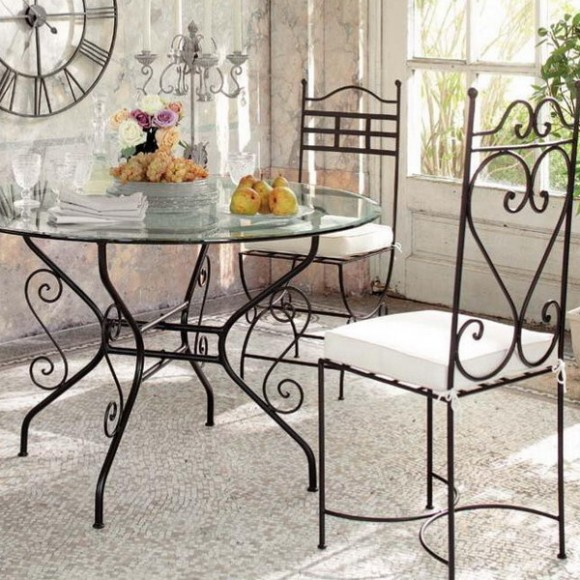 Wrought Iron Furniture and Accessories