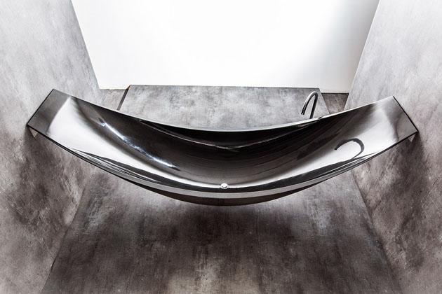 vessel bathtub