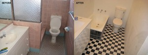 affordable bathroom renovations