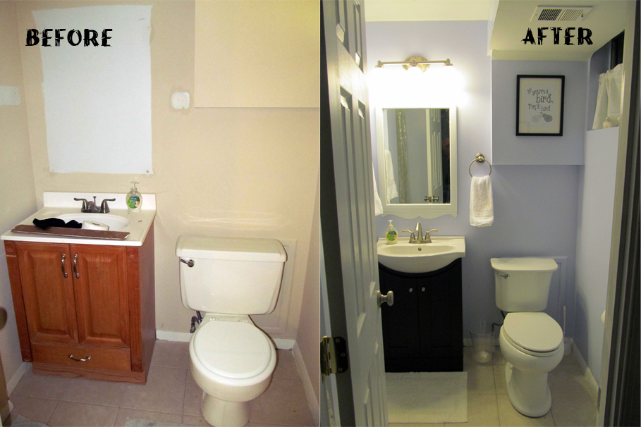 Affordable bathroom renovations home designs project for Affordable bathroom renovations