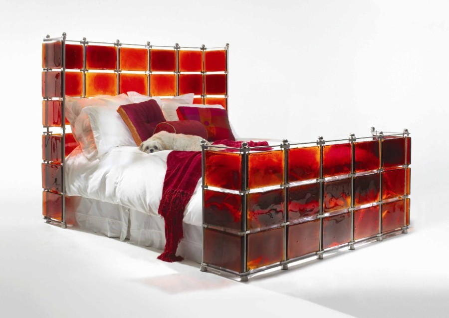 Innovative Colors Interior Bedrooms
