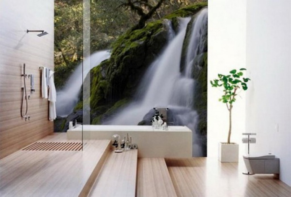 How to decorate a modern bathroom home designs project