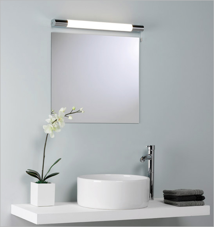 Modern bathroom vanity lighting home designs project - Images of bathroom vanity lighting ...