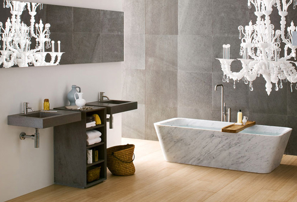 Luxury Modern Bathroom Design Home Designs Project