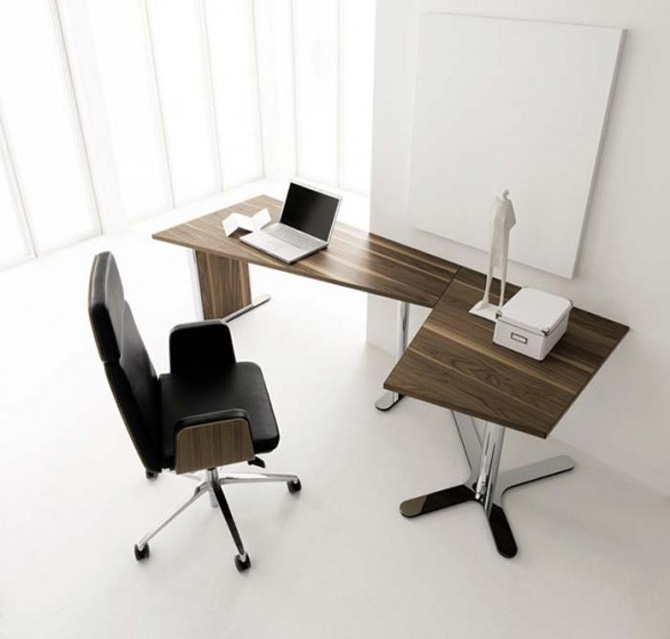 modern office furniture for a modern minimalist office home designs