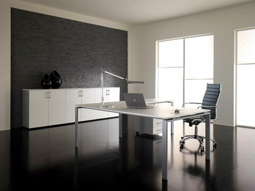 modern minimalist office