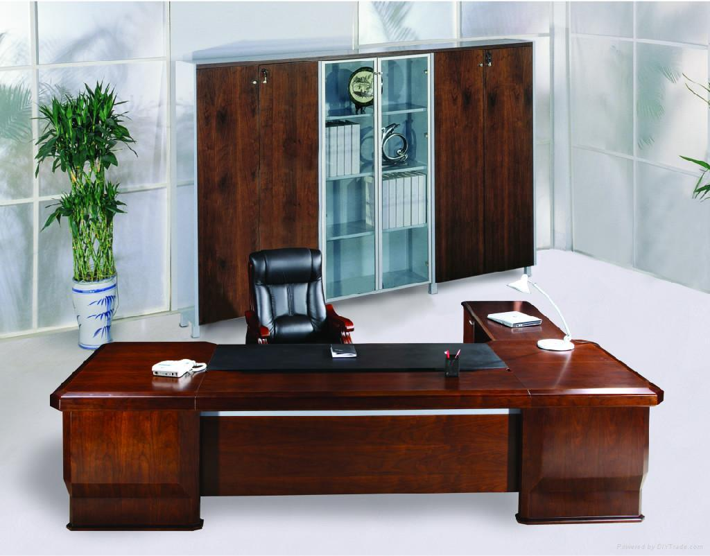 Executive Office Furniture: Modern Office Desk Furniture Design